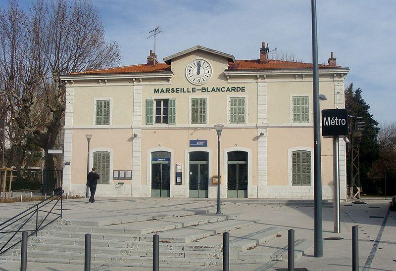 Gare de la Blancarde