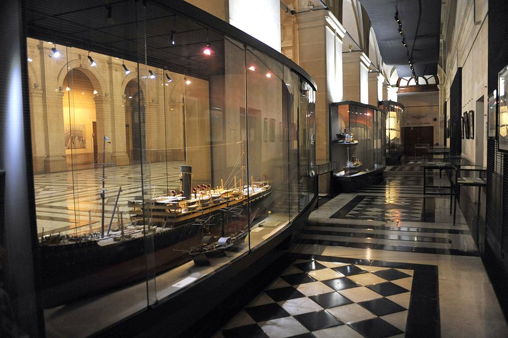 Ancien Musée de la Marine et de l'Économie de Marseille