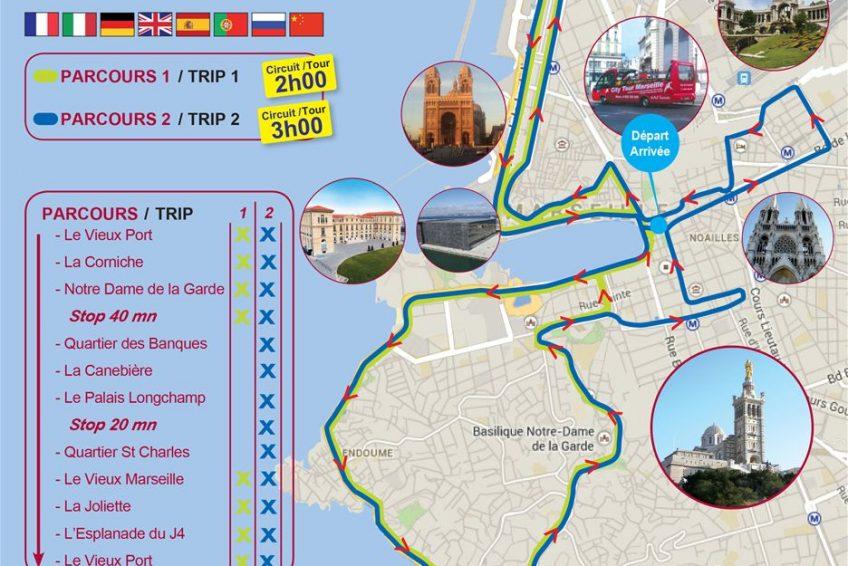 City tour marseille circuit touristique en bus - Entremont le vieux office de tourisme ...