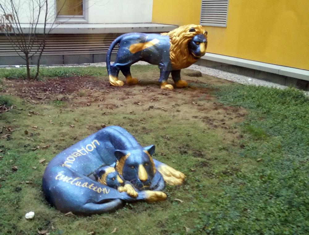 Le Patio des X-Lions