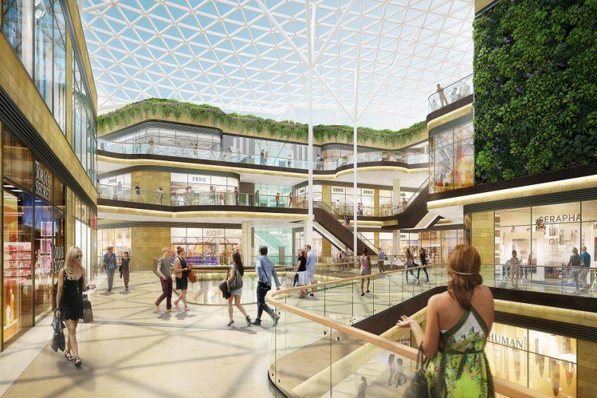 Centre Commercial Prado Marseille